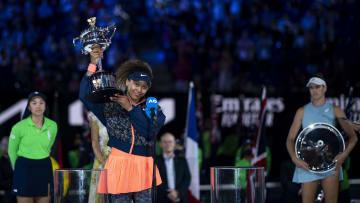Naomi Osaka suma 4 títulos de grand slam