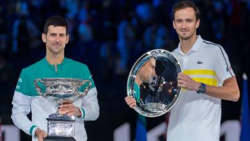 Novak Djokovic suma 18 títulos de grand slam