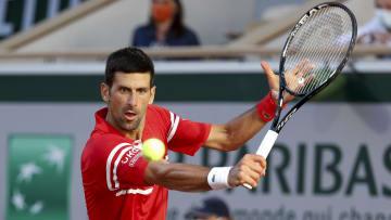 Novak Djokovic is on his way to a calendar slam.