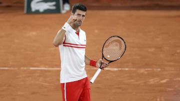 Novak Djokovic disputará la final del Roland Garros contra Stefanos Tsitsipas