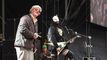Limp Bizkit at Lollapalooza.