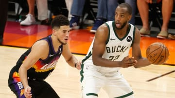 The Bucks can take the NBA Finals in Game 6.