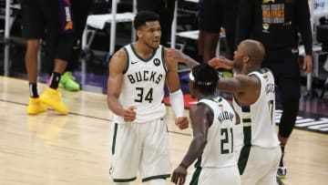 The Bucks are favored to win Game 6 by double figures.