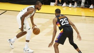 Best prop bets for Suns vs Bucks NBA Finals Game 6.