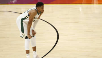 Giannis Antetokounmpo could possibility be the first person since 1969 to win NBA Finals MVP despite losing the series.
