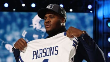 Dallas Cowboys rookie Micah Parsons has revealed a major change to the team's defensive scheme.