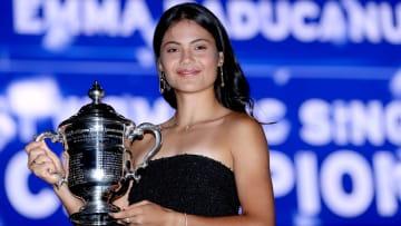 Emma Raducanu ganó el Us Open