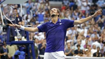 Daniil Medvedev es el campeón del US Open de 2021