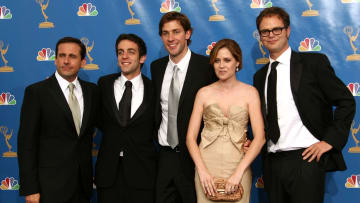 Jenna Fischer, Rainn Wilson, Steve Carell, B.J. Novak, John Krasinski