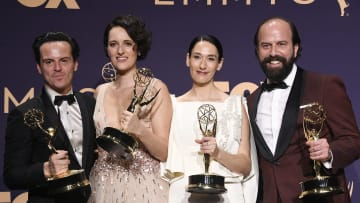Andrew Scott, Phoebe Waller-Bridge, Sian Clifford, Brett Gelman
