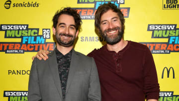 Series creators Jay and Mark Duplass