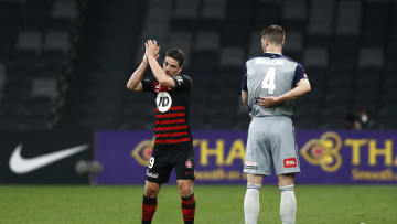 A-League Rd 27 - Western Sydney v Melbourne Victory