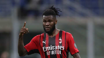 Kessie could be on his way out of Milan