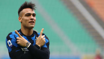 Loin des doutes, Lautaro Martinez a retrouvé le sourire avec l'Inter.