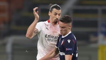 Ibrahimovic se enfrentará contra el Manchester United, club con el que ganó la Europa League en 2017