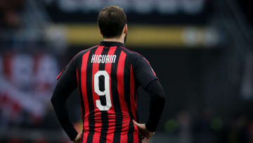Le numéro 9 de l'AC Milan. Entre prestigieux héritage et fardeau.