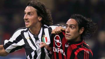 Zlatan Ibrahimovic, Alessandro Nesta