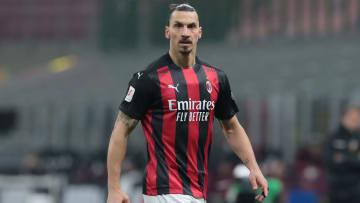 Trifft Zlatan, gewinnt der AC Mailand meistens.