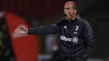 Allegri is back in Turin