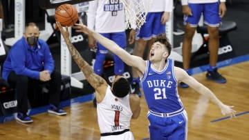 Matthew Hurt NBA Draft expert predictions for the 2021 NBA Draft.