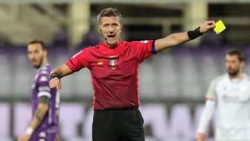 Orsato dirigerà il derby di Roma