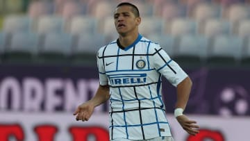 Inter are open to offloading Alexis Sanchez