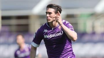 Dusan Vlahovic is on Tottenham's radar