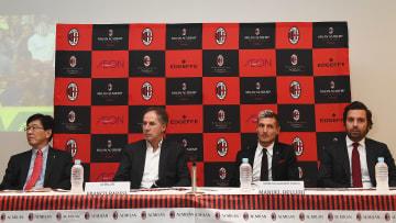 ACMilan Official Fan-club Japan Launch Meeting