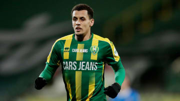 Ravel Morrison during his time with ADO Den Haag