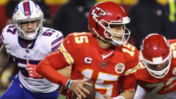 Patrick Mahomes busca ganar el Super Bowl por segundo año seguido