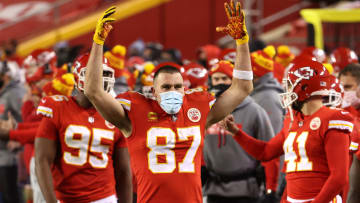 NFL Playoff fantasy football Kansas City Chiefs vs Tampa Bay Buccaneers Super Bowl rankings.