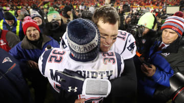 Tom Brady, Devin McCourty