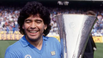 Maradona is the greatest of all time