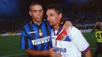 Ronaldo, Roberto Baggio