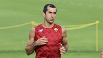 Mkhitaryan bleibt trotz Mourinho bei der Roma