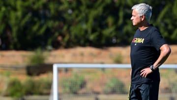 Mourinho, tecnico della Roma