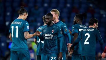 AS Roma v AC Milan - Serie A