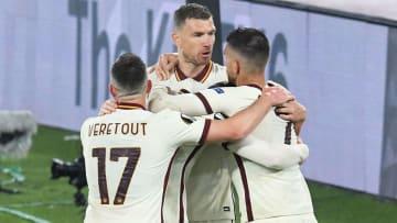 L'AS Roma file vers les quarts de finale de la Ligue Europa !