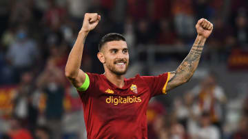 Lorenzo Pellegrini soll demnächst bei der Roma verlängern