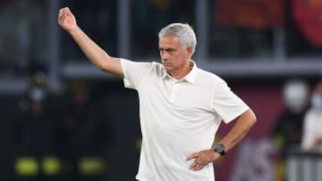 Roma-Coach José Mourinho