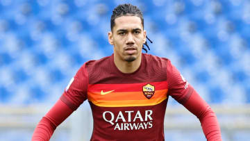 Burglars armed with guns broke into the home of Roma defender Chris Smalling