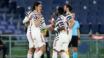 Cavani scored twice on Thursday night