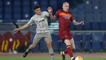 Die Roma konnte das Hinspiel gegen Donetsk klar für sich entscheiden