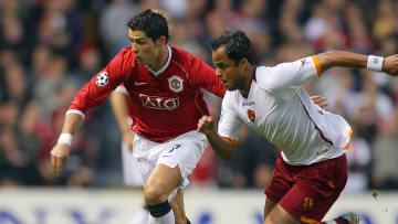 Man Utd vs Roma head to head