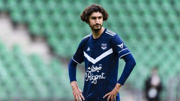 Yacine Adli n'a pas mâché ses mots avant le déplacement de Bordeaux à Lorient.