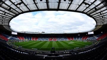 Hampden Park is set to host the final
