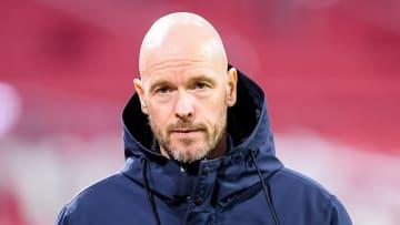 Erik ten Hag soll sich bei Ajax sehr wohl fühlen