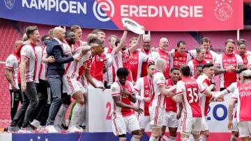 L'Ajax ha vinto le Eredivisie 2020-21
