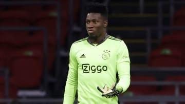 Arsenal have not bid for Andre Onana