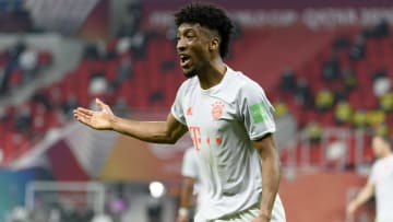 Kingsley Coman is on Chelsea's radar